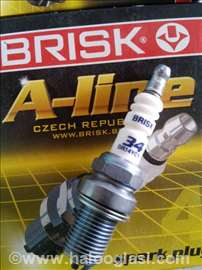 Svecice BRISK DR14YCY-1 A-Line