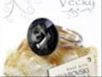 Swarovski prsten 12mm  SN