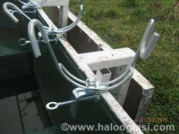 Držači za štapove za pecanje - pecaroški štapovi