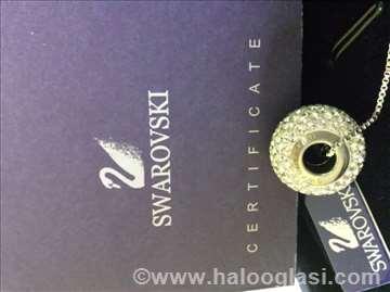 Swarovski oglica dijamanti