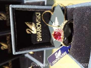 Swarovski prsten rubin ljubavi!
