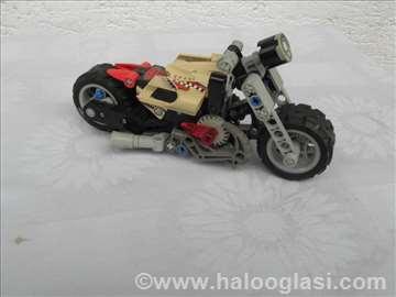 Lego  motorcikl, nekompletan