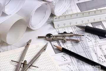 Konstrukcije, statika, tc, AutoCad, projekt.