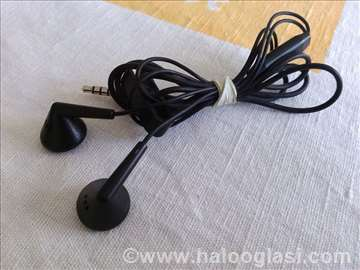 Slušalice crne Blekberi