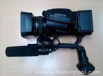 Kamera Sony Camcorder HXR NX5E HD
