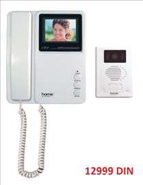 Video interfon DPV03 servis prodaja ugradnja