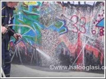 Skidanje grafita