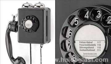 Restauracija orig. švajcarskog telefona iz 1950 g.