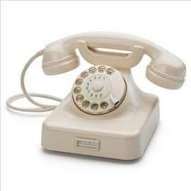 Restauracija orig. švajcarskog telefona iz 1948 g.