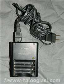 Sony punjač za AA i AAA baterije
