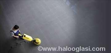Pranje i odmašćivanje svih vrsta podova