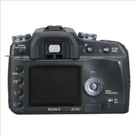 Digitalni fotoaparat Sony Alfa 100