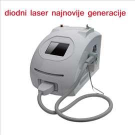 Diodni laser najnovije generacije