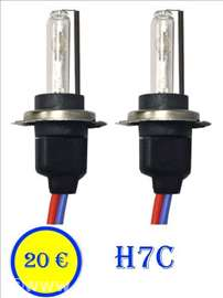 Xenon sijalice H7C(kratke)
