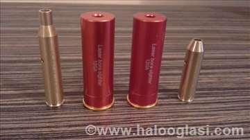 Laser metak za upucavanj puške i optike u svim kal