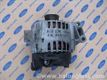 Alternator Ford Fiesta 1.4 - Benzin  2007--]