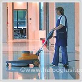 Mašinsko pranje podova
