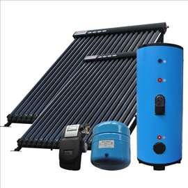 Vakuumski solarni kolektori i sistemi
