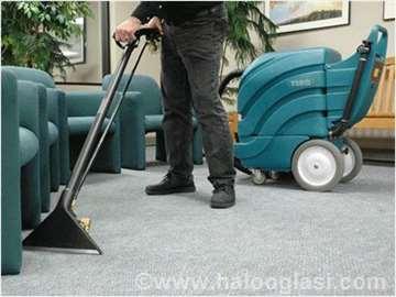 Čišćenje i održavanje poslovnih prostorija