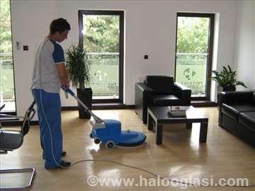 Čišćenje poslovnih i stambenih objekata