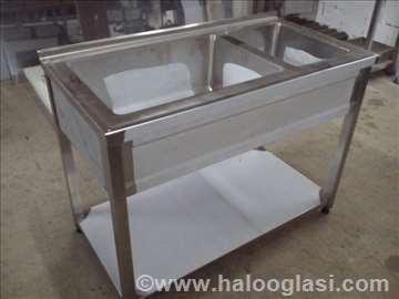 Dvodelna sudopera 115-70-85