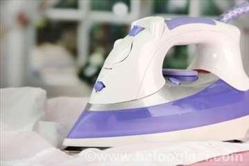 Pranje i peglanje veša