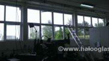 Pranje staklenih površina i fasada