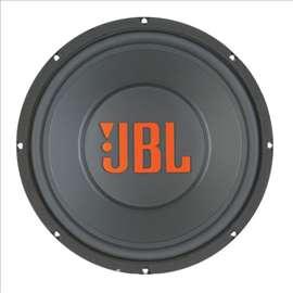 "JBL CS12 500W auto subwoofer 12"" / NOVO"