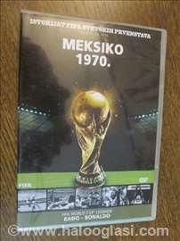 Prvenstvo u fudbalu, CD, Meksiko 1970