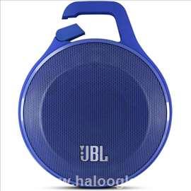 JBL Clip Blue bežični prenosivi zvučnik / NOVO