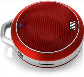 JBL Micro Wireless Red prenosni bluetooth zvučnik