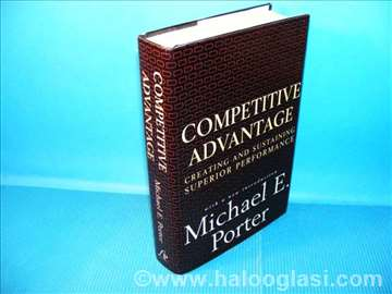 Competitive Advantage Michael E. Porter