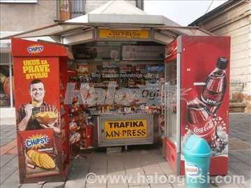 Trafika kiosk extra ocuvan
