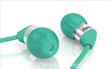 AKG K323 XS Green ultralake In-ear slušalice
