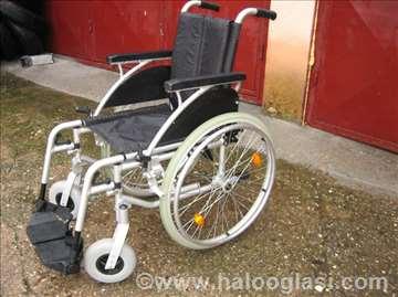 Invalidska kolica kao nova uvoz iz Nemačke