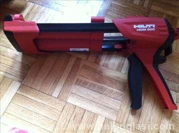 Hilti HDM 500 anker pištolj