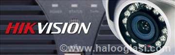 Profesionalna oprema za video nadzor Hikvision