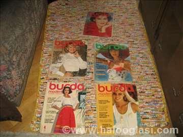 Časopisi burda 5 komada