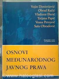 Dve knjige iz međunarodnog javnog prava