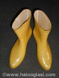 Ženske plastične čizme