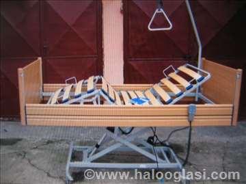 Električni bolnički krevet, garancija 6 meseci
