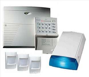 Video nadzor, alarmi za objekte, interfoni, motori