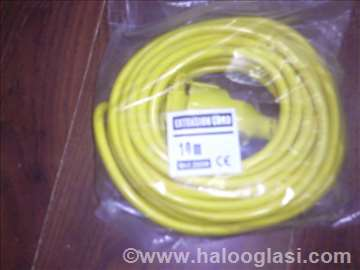 Produžni kabli 10m akcija