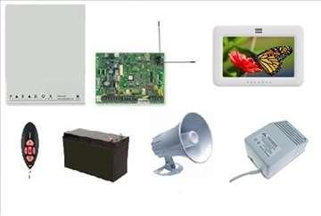 Alarm detektori različitih namena