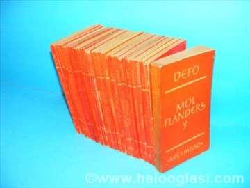 Biblioteka reč i misao - 20 knjiga
