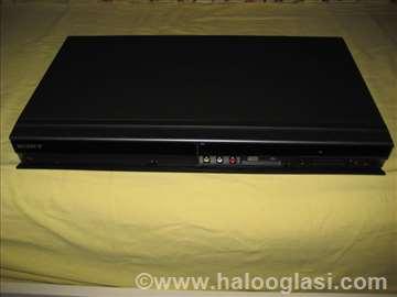 Sony DVD recorder - RDR GX 380