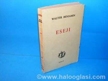 Eseji - Walter Benjamin