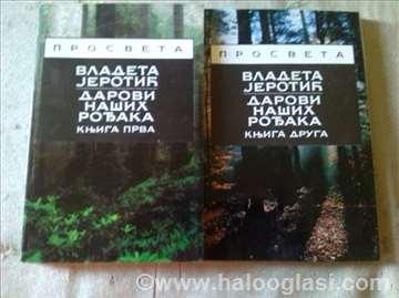 Darovi naših rođaka - dve knjige
