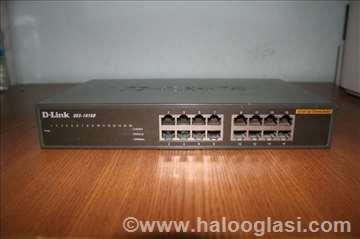 D-Link Des-1016D 10/100 16 ports