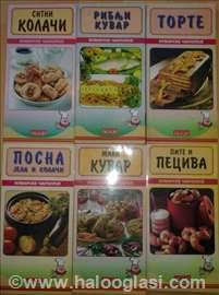 Kolekcija kuvara